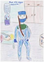 Лемешева Вика, 11 лет. Тетя - Кобелева Наталья Геннадьевна - медицинская сестра-анестезист. АРО